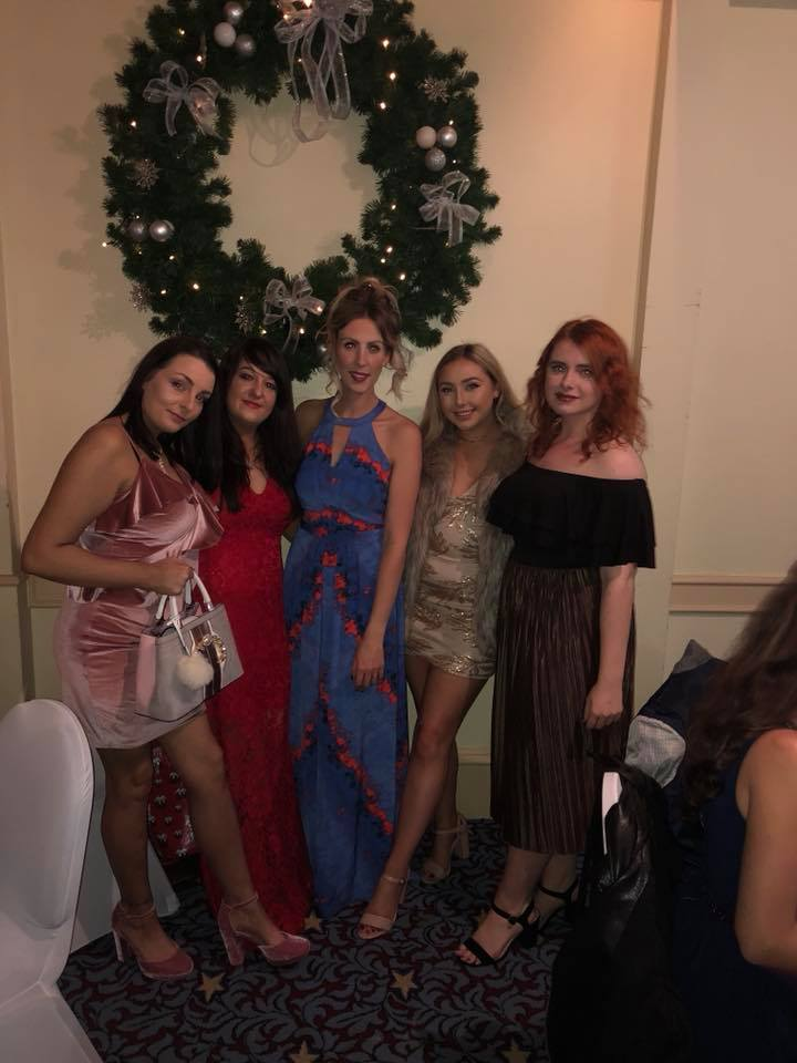 Fresh Flow Christmas Group Photo